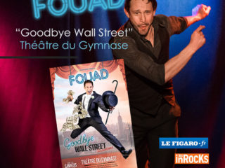 Fouad - Goodbye Wall Street