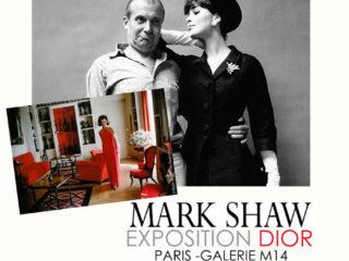 Mark Shaw - Exposition Paris Haute Couture