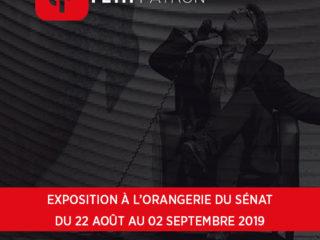 """Exposition du portfolio """"Petit Patron"""" à l'Orangerie du Sénat"""